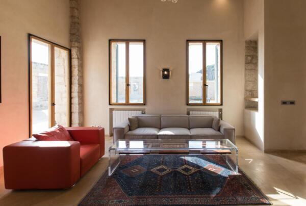 The Silk Valley - VIilla Living room3
