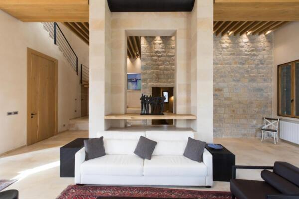 The Silk Valley - Villa living room